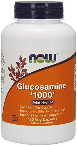 Now Foods Glukozamina 1000mg, 180 Stück