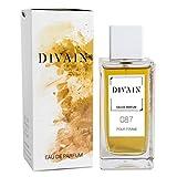 DIVAIN-087, Eau de Parfum pour femme, Spray 100 ml