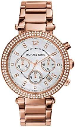 Michael Kors Women s Parker Rose Gold Tone Watch MK5491 product image