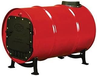 US Stove BSK1000 Cast Iron Barrel Stove Kit (Renewed)