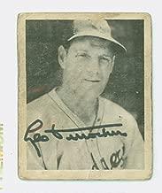 Leo Durocher AUTOGRAPH d.91 1939 Play Ball St. Louis Cardinals