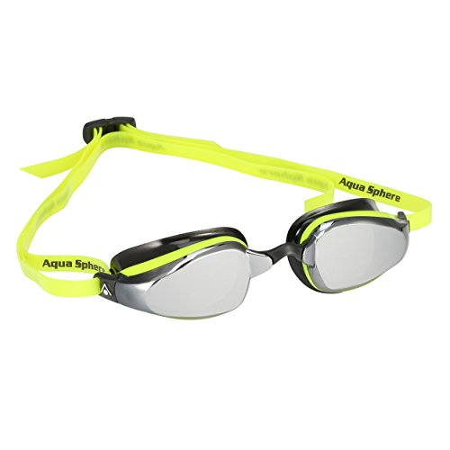 "MP (Michael Phelps) Aqua Sphere MP Schwimmbrille ""K180 Mirrored\"""
