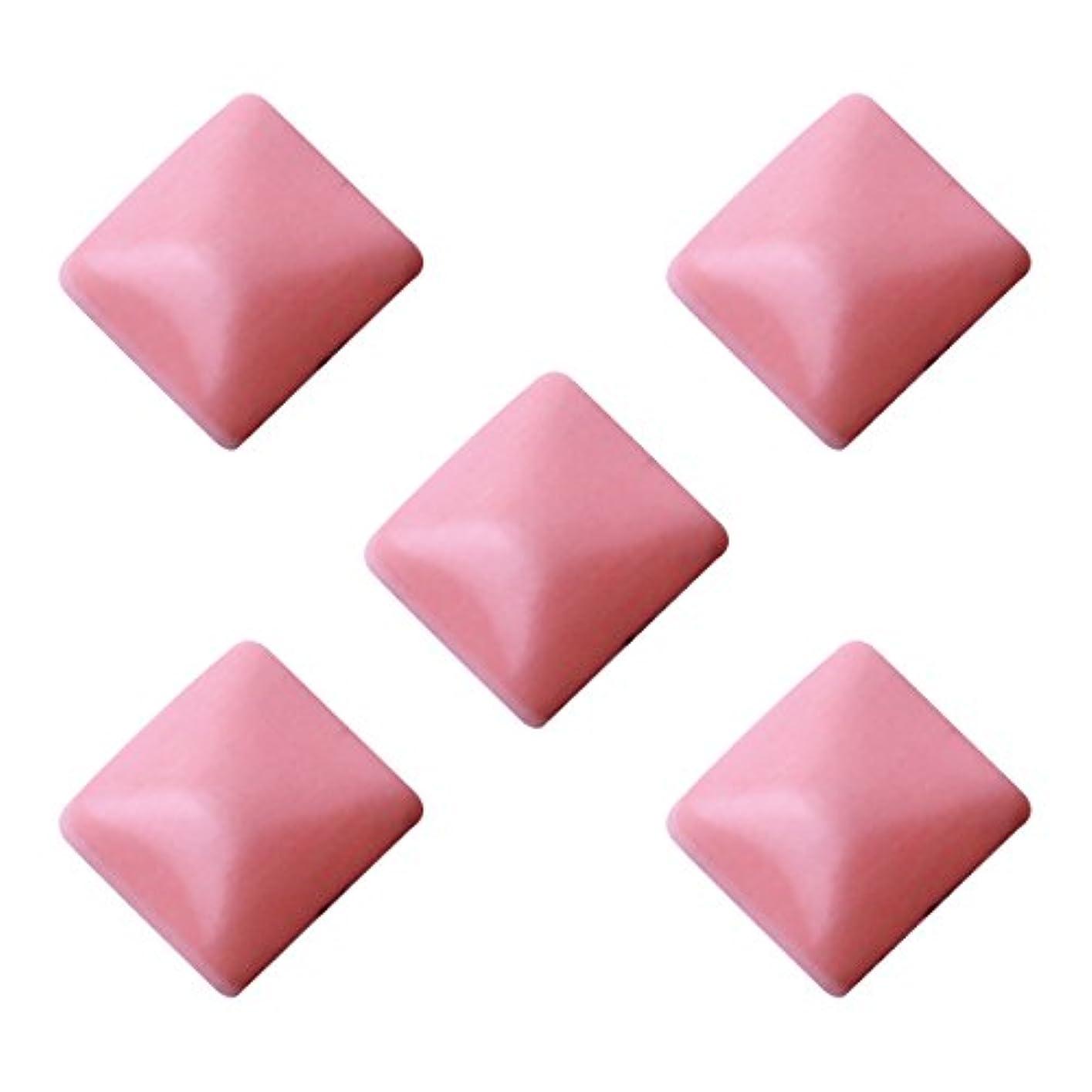 栄光エゴマニア対抗パステルスタッズ スクエア 2×2mm(100個入り) ピンク