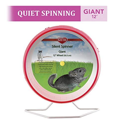 Interpet 861416 Superpet Silent Spinner flüsterleises Laufrad, groß, 12 Zoll, farblich sortiert