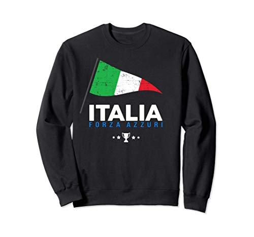 Italia Maglietta Calcio Nazionale Tiffosi Regalo 2020 2021 Felpa
