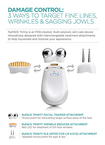 Nuface Light Therapy Wrinkle Reducer Attachment