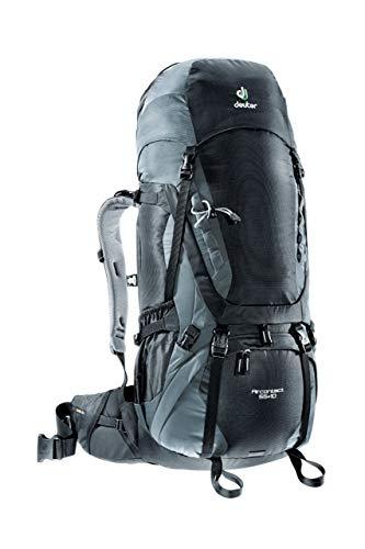 Deuter Aircontact 55 10 Trekking-Rucksack Black/Titan