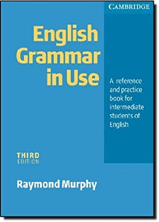 English Grammar In Use without Answers: A Reference and Practice Book for Intermediate Students of English by Raymond Murphy(2004-05-10)