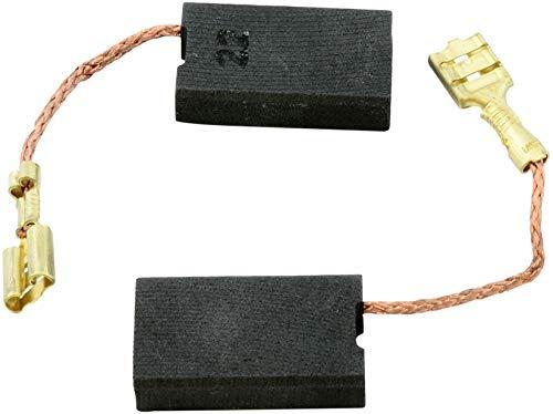 Kohlebürsten für BOSCH GBH 10 DC Hammer -- 6,3x16x26mm -- 2.4x6.3x10.2\'\' -- Mit automatische Abschaltung