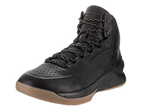 Under Armour Curry 1 Lux Mid Herren US 9.5 Schwarz BasketballSchuh