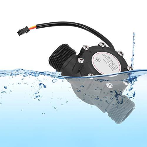 "G Sensor de flujo de agua de 1"", contador de caudalímetro de agua, contador de caudalímetro de 1-100 l/min, para aire acondicionado central, piscina, etc."
