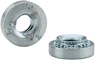 SHORPIOEN Metric Self Clinching Nut Zinc M2.5 x 0.45-0 BC-M2.5-0NCL Box of 7000