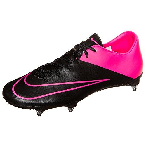 Nike Mercurial Victory V SG Schwarz Pink F006 Größe 41
