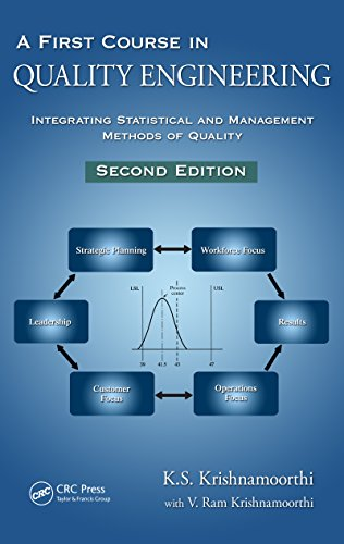 A First Course in Quality Engineering: Integrating Statistical and Management Methods of Quality, Second Edition (English Edition)
