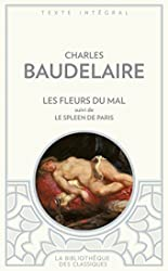 Les fleurs du mal et autres poèmes de Charles Baudelaire