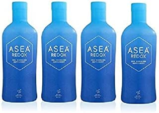 ASEA REDOX Cell Signaling Supplement (four 32oz bottles)