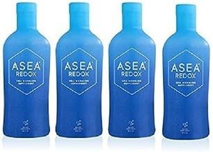 ASEA Water Dietary Supplement Bundle (4 32 oz Bottles)