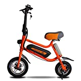 BYYLH Bicicleta Electrica Paseo Fat E-Bike 36V Unisex Triciclo Portátil, 50Km