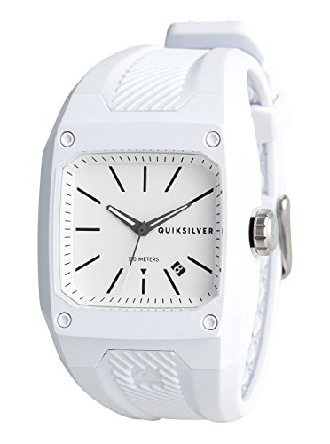 Quiksilver - Reloj Analógico - Hombre - ONE SIZE - Blanco