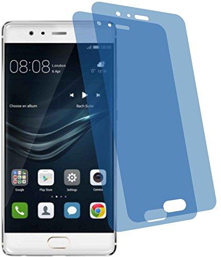 4ProTec I 2X GEHÄRTETE ANTIREFLEX matt 3D Touch Schutzfolie für Huawei P10 Displayschutzfolie Schutzhülle Bildschirmschutz Bildschirmfolie Folie