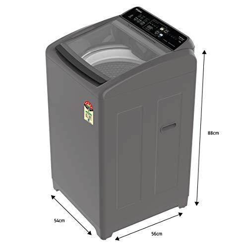 Whirlpool 7 Kg 5 Star Royal Plus Fully-Automatic Top Loading Washing Machine (WHITEMAGIC ROYAL PLUS 7.0, Grey, Hard Water Wash) 2