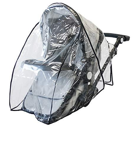 Cynebaby Kombi-Kinderwagen 3in1 (nur Regenplane (Zubehörartikel))