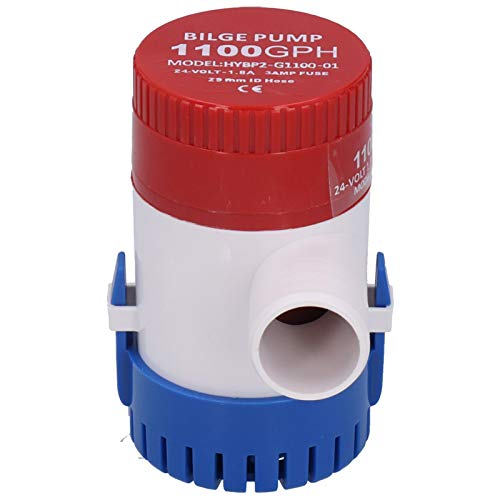Bomba de sumidero Bomba Sumergible de CC Bomba de Agua de 3 Metros / 4 Metros para muestreo de Aguas residuales para Lugares de Trabajo Continuo de bajo Ruido(#4)