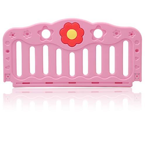 Baby safety bed guardrail Rail De Lit pour Tout-Petit Version Version De Chanson pour Enfants Pare-Chocs Bleu Clair, Rose en Option Convient Aux Matelas De 10 Cm Et Plus