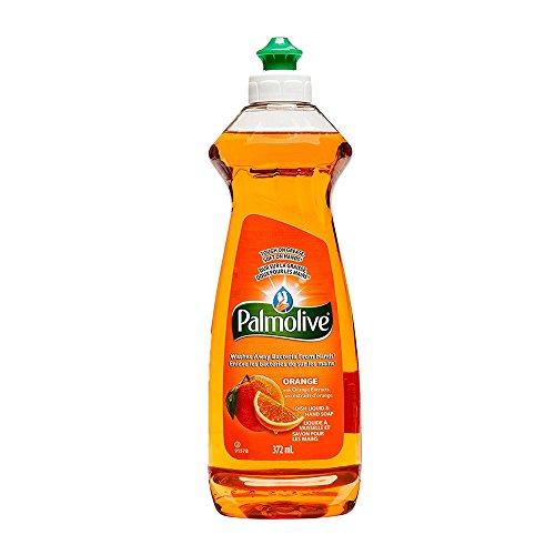 Palmolive Orange Dish Liquid Cleaner - 372 ml