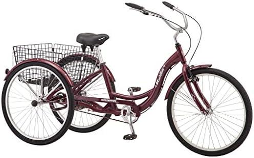 Bicicleta de tres llantas