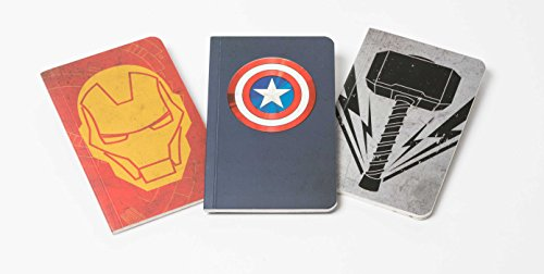 Marvel's Avengers Pocket Notebook Collection (Set of 3) (Comics)