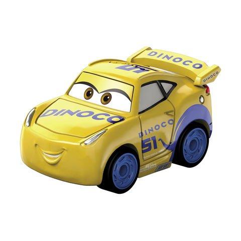 Mattel Disney Pixar Cars 3 - Mini Racers (Dinoco Cruz Ramirez): Amazon.es: Juguetes y juegos