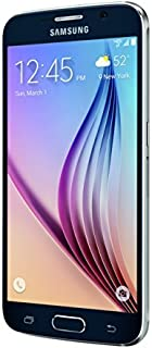 Samsung Galaxy S6 SM-G920V 32GB Sapphire Black Smartphone for Verizon (Renewed)