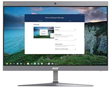 Acer CA24I2-23.8' Touch Celeron 1.8GHz CPU, 4GB RAM, 32GB SSD, Google Chrome All-in-One