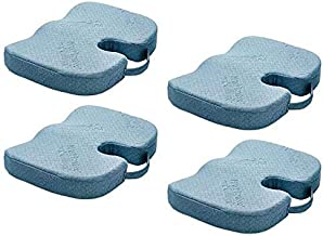 As Seen On TV Miracle Bamboo Cushion Comes in Packing Grey