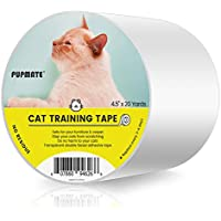Pupmate 4.5 Inches Anti-Scratch Cat Training Tape