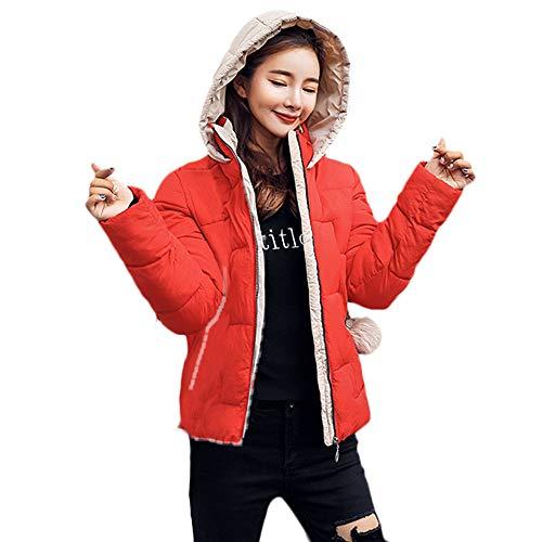 Alikeey Damesjas, warme winter, warme winterjas, warme winterjas