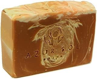 Azur Sol Soaps - Sandalwood Musk Soap