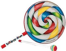 Remo ET-7108-00 Kids Percussion Lollipop Drum, 8