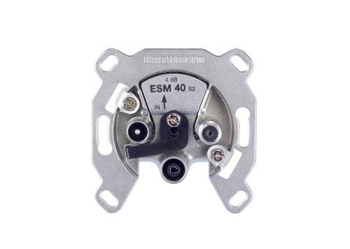 Kathrein ESM 40 Modem-Steckdose für interaktive CATV-/HFC-Netze (TV/FM/Modem-Anschluß)
