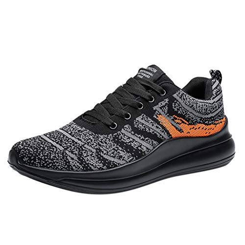 KERULA Sneakers, Summer Fashion Men Breathable Mesh Outdoor Shoes Sneakers Casual Running Athletic Day Ultra Lightweight Perforated Slip on Offroad Sport Sneaker für Damen & Herren