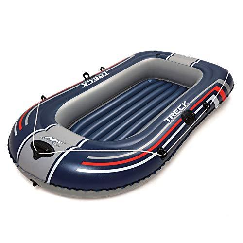 Bestway Best Way 228x121x36 cm, Schlauchboot, Canotto Hydro-Force Raft Misura Gonfio Cm. 228X121, 2, Max 170 Unisex Adulto, Multicolore, L