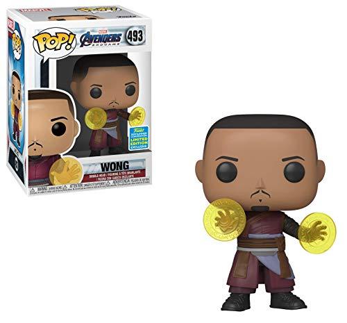 Funko Pop Wong (Los Vengadores: Endgame 493) Funko Pop Los Vengadores