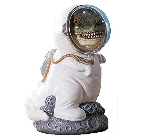 SD&EY dinosaurus Astronaut Piggy Bank voor kinderen grote capaciteitsmunten Deposit Box Office Decor Tourisme Fondsspar Jars