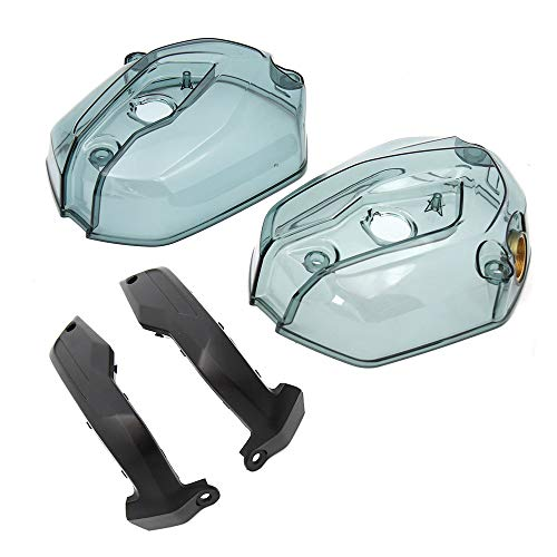 KKmoon Motorrad Zylinderkopfhaube ventil Abdeckung für BMW R1200GS ADV K50 K51 R1200R K53 K54 R1200RT K52 K53