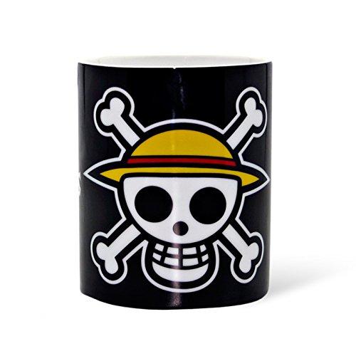 One Piece Tasse / Becher: Luffy's Pirates - Ruffys Piraten (460 ml)