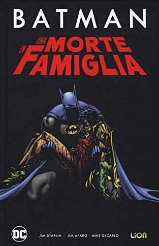 Una morte in famiglia. Batman