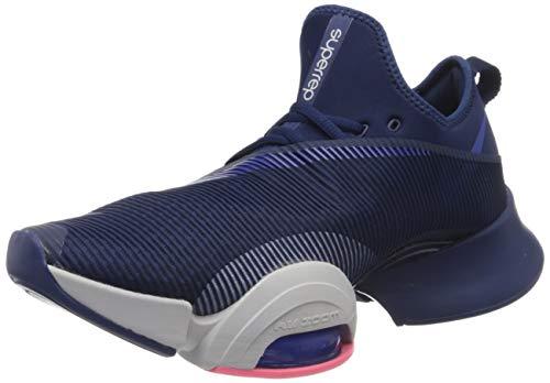 Nike Air Zoom Superrep, Zapatillas para Correr de Diferentes Deportes para Hombre, Blue Void/Black/Vast Grey/Volt, 45 EU