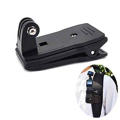 HSKB Tasche Clip Rucksack Stabilisator für FIMI Palm Handkamera Expansion Zubehör Halterung Rucksackclip Adapter Brustgurt Cliphalterung Rucksack Clip Fix Mount