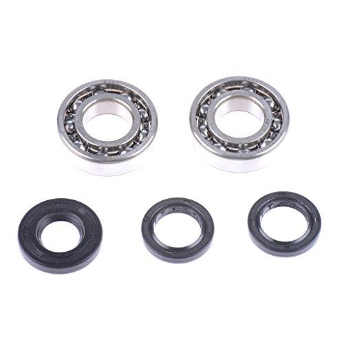 Manivela onda Juego Incluye Rodamientos Simmer anillos, 50ccm para Avanti 50C13a   Cab 50SB   Gamma 50SB   Sf 50CA14
